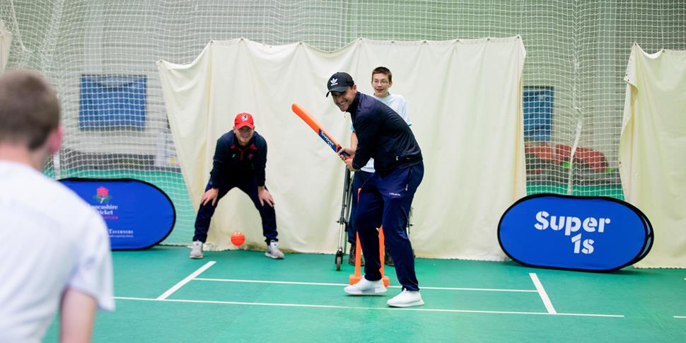 Liam Livingstone batting at Super 1s launch.jpg